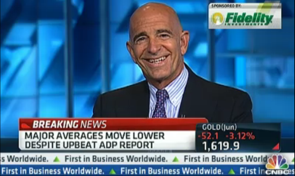 Tom Barrack on Commercial Real Estate and Apartment Building Investment