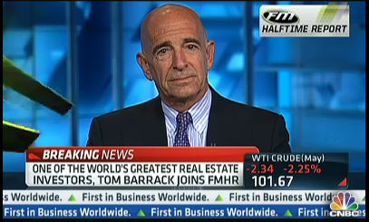 Apartment Building Investing with Tom Barrack