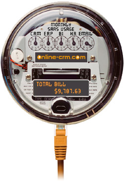 apartment building sub metering for tenant utility bills