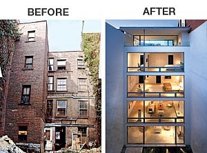 Apartment Exterion Renovation